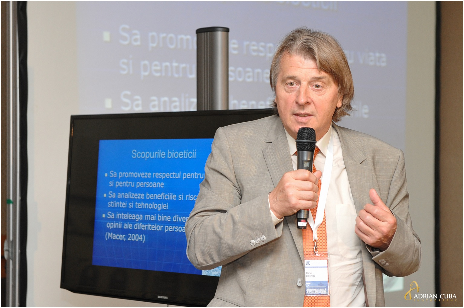 Prof. Dr. Dorin Chiseliță