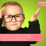 Iunie – luna juniorilor la Oftaprof