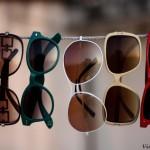 Istoria ochelarilor de soare