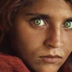 Când doi ochi devin un simbol mondial